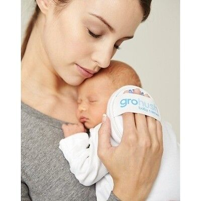 White Noise Baby Calmer Soothing Sounds Help Calm Relax Sleep Babies Machine NEW