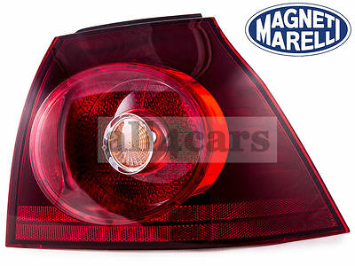MARELLI VW Golf MK5 R32 03 - 08 SMOKED Rear Tail Light Lamp Right Driver O/S