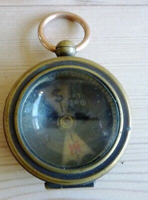 Vintage Brass Compass by Dollond.