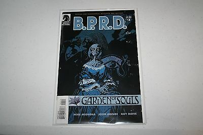 B.P.R.D. Garden of souls 4 Hell on Earth Long Dead 1 VARIANT Mike Mignola