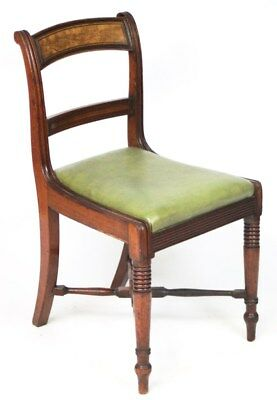 Rare Antique Victorian 'India House' Dining Chair c1860 - FREE DELIVERY[PP-102]