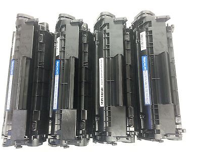 4PK EMPTY Toner Cartridges For Canon FX9 / FX10 / C104 (104) (Read Note)