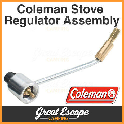 Coleman Stove Regulator Assembly Suits Fyreknight, Triton, Eventemp Stoves