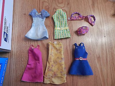 Genuine Mattel Barbie Clothes with tag Lot 11
