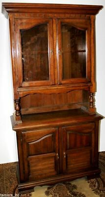 Edwardian Mahogany Dresser - FREE DELIVERY [PL-700]