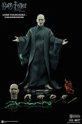 """Harry Potter Deathly Hallows Lord Voldemort 1/6 Scale 12"""" Star Ace Action Figure"""