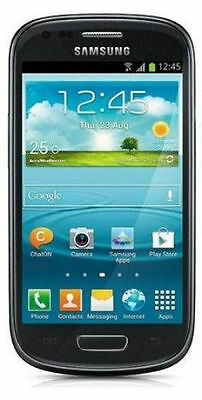 Samsung Galaxy S III Mini VE GT-I8200 - 8GB - Onyx Black (Unlocked) Smartphone
