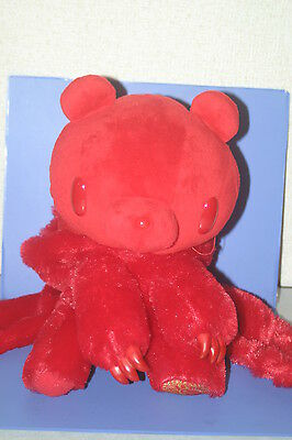 Chax-GP Chack Gloomy Bear RED ALL Purpose Rabbit Plush Doll 6th Anniver CGP255