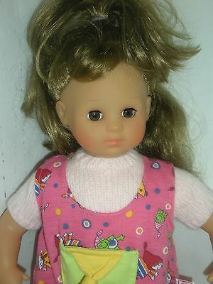 Zapf Creation - RACHEL - a 16 Inch Soft standing doll with sleeping eyes -