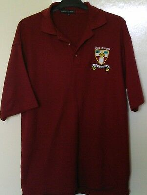 Crossmolina GAA (County Mayo Ireland) Gaelic Football Polo Shirt (Adult Medium)
