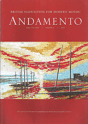 Andamento Magazine - Volume 3 - Mosaic Art - Published 2009