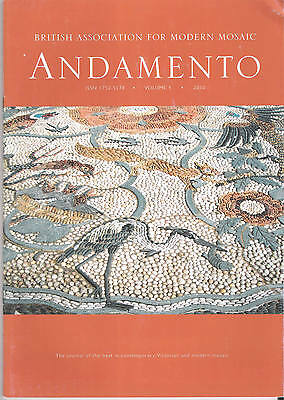 Andamento Magazine - Volume 4  - Mosaic Art - Published 2010