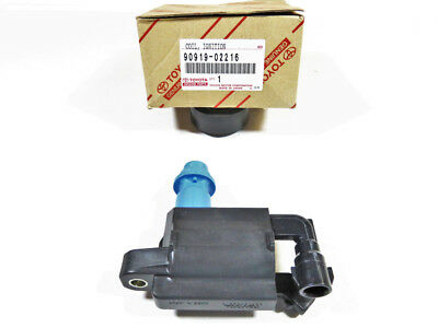 2001-2005 Lexus Toyota IS300 GS300 SC300 Ignition Coil 90919-02216 OEM New