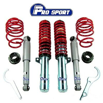 Vauxhall Astra G Mk4 Coilovers - Adjustable Suspension Lowering Springs