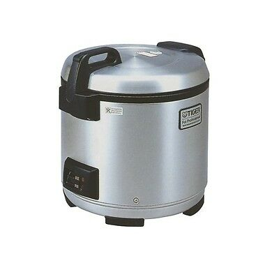 Tiger Commercial Rice Cooker Warmer Made In Japan Jno-B36W