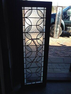 Sg 160 And Take Textured Glass Transom With Jewels