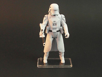 50 Star Wars modern action figure DISPLAY STANDS for new series EP1 and up T5c