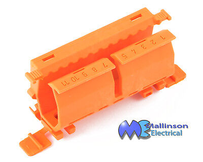 Wago 222-500 DIN Rail Mounted Carrier for 222 series Connectors