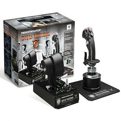 Thrustmaster Hotas Warthog Joystick and Throttle for PC