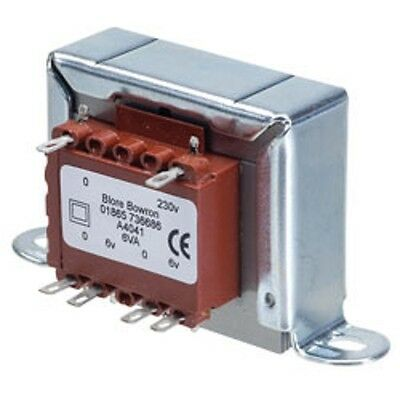 Chassis Transformer 12VA Output UK Manufactured Various Voltages Stocked