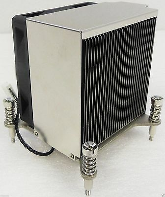 HP Z600 Workstation Cooling System - Heatsink and Fan  Z600