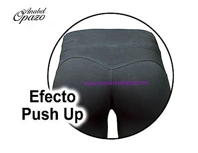 Leggins Effecto Push Up Anabel Opazo  S 34/36 M 38/40 L 42 Xl 44/46
