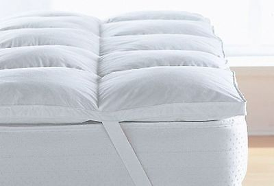 Goose And Down Mattress Toppers Luxury Hotel Quality All UK Bed Sizes Available