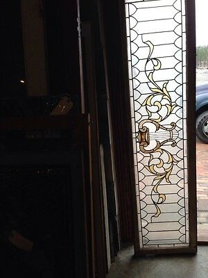 Sg 218 Very Large Antique Transom Window Musical Design Center