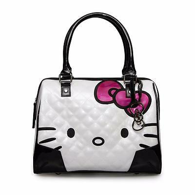 LOUNGEFLY Hello Kitty Pink Bow Hand Bag  ( Brand New ) Licensed