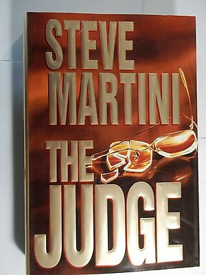 The Judge by Steve Martini (1996, Hardcover, frist deition)