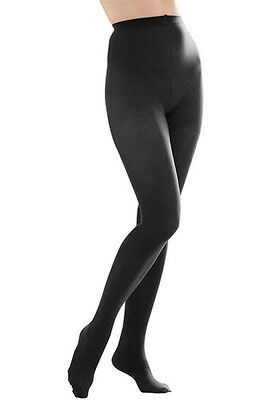 Butterfly Women's Plus Size Opaque Footed Tights 1X 2X 3X 4X 5X 6X 7X 8X