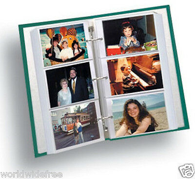 Bulk Pack Pioneer Photo Album Refill RST-6 f/STC-46, STC-504 -10 Pages/5 Sheets