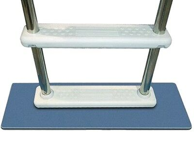 "Swimline 87952SL Ladder Mat 9"" x 30"" Blue 87952"