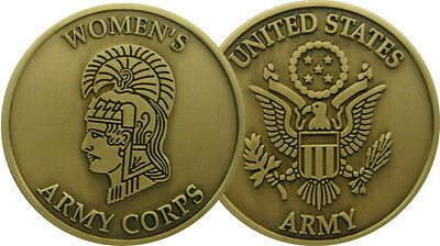 WOMEN'S ARMY CORPS (Monnaie Commemorative)