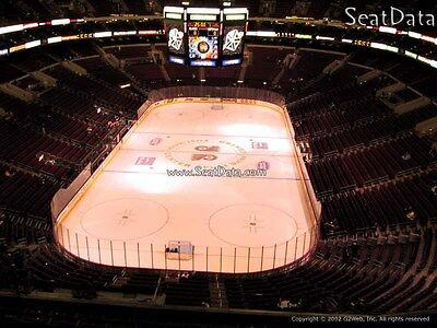 2 Tickets Philadelphia Flyers vs Pittsburgh Penguins 4/5 Sunday 12:30 PM