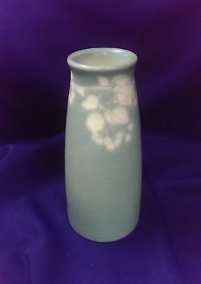 "Rookwood 6"" Vase Margaret McDonald Artist Signed"