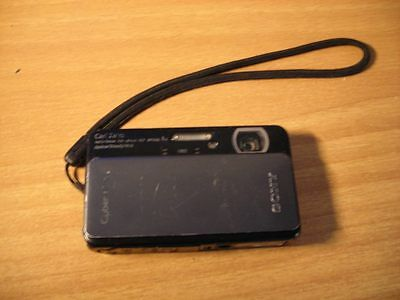 Sony TX-20 Digital Camera only for parts!Water Damaged
