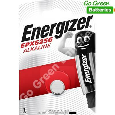 1 x Energizer LR9 PX625 EPX625G 1.5 Volt Alkaline Battery Coin Cell