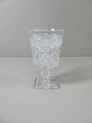 Imperial Glass CAPE COD-CLEAR Low Water Goblet(s) Multi Avail  Excellent