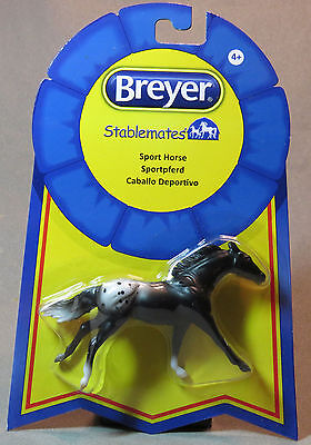 Breyer Stablemate Appaloosa Sport stablemates horse # W6031 1:32 scale New 2015