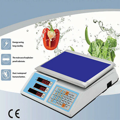 30KG Price Computing Digital Weight Electronic Scale Commercial Shop Scale