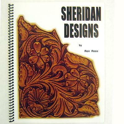 Sheridan Designs Leather Carving by Ron Ross for Tippmann Industrial Products