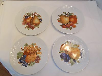 Mitterteich Fruit Plates made in Bavaria