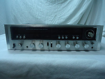 KENWOOD KR-7600 VINTAGE AUDIOPHILE STEREO RECEIVER GREAT CONDITION