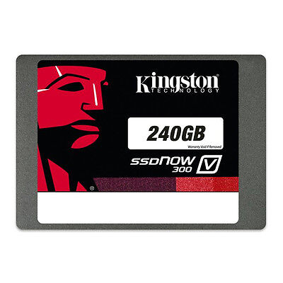 KINGSTON SSD V300 240GB 3.5inch guides not included Read/Write up to 450MB/s