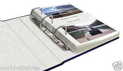 Bulk Pack Pioneer Refill STR for ST-400 Photo Album, 200 Pages / 100 Sheets 4x6