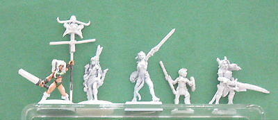 25mm 28mm Female Figures Mainly Reaper But Others As Well Lot of 20 #7