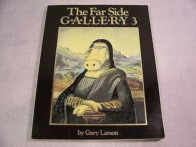 THE FAR SIDE GALLERY 3 BY GARY LAWSON 1988 HILARIOUS