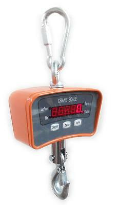 Heavy Duty 1000kg Industrial Electronic Crane Scale incl.Remote Control - 1 Ton