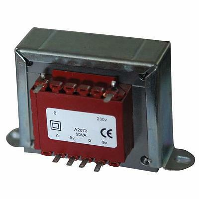 Chassis Transformer 50VA Output UK Manufactured Various Types Stocked